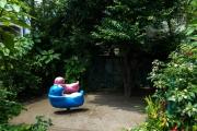 目黒駅近くの小さな公園・上大崎児童遊園