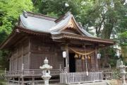 伊豆修善寺・日枝神社