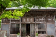 伊豆修善寺の指月殿