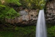 中伊豆の萬城の滝(横位置)