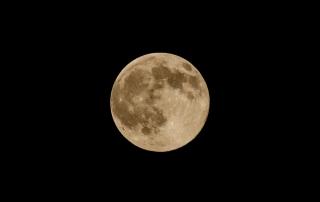 満月・ブルームーン