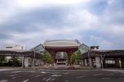 金沢駅鼓門・もてなしドーム