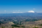 天峰山・標高850mからの風景