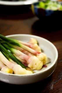 新生姜(葉生姜・谷中生姜)&味噌