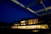 石川県政記念しいのき迎賓館の夜景
