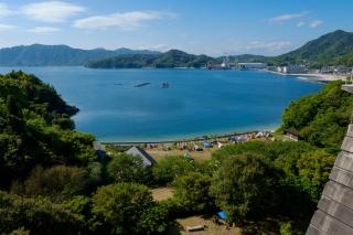 しまなみ海道・旅人の聖地・身近島キャンプ場