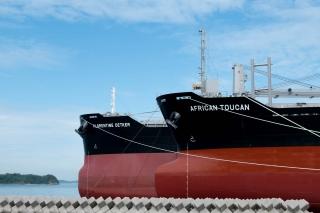あいえす造船・28,000DWT型ばら積み運搬船