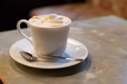 珈琲王城のウインナーコーヒー