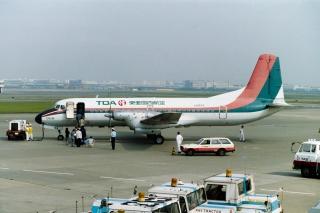 YS-11(東亜国内航空・ひだか)