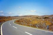 山口県道242号線・秋吉台道路(カルストロード)