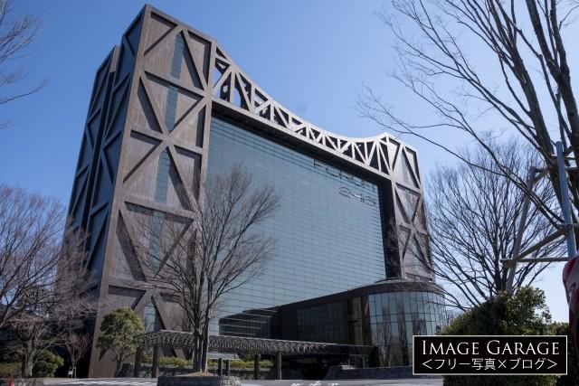 伊勢原市石田のフォーラム246の建物のフリー素材写真(無料)