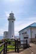 三浦半島の観音崎灯台
