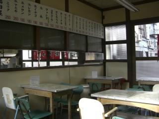 大田区にあった昭和レトロな甘味処・福田屋