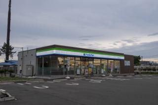 コンビニエンスストア・ファミリーマートの店舗