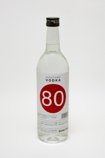 佐多宗二商店 KAKUTAMA VODKA 80