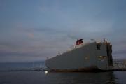 自動車運搬船 GENIUS HIGHWAY