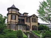 横浜山手の外交官の家の外観