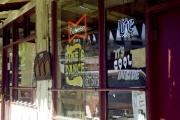 ルート66・オートマン ゴーストタウンにあったパブ