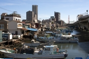 昭和の風景が残る子安漁港