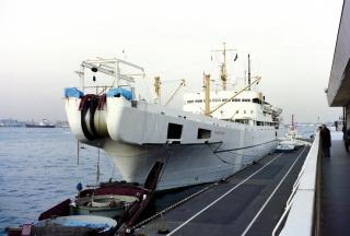 海底ケーブル敷設船、MERCURY(マーキュリー)