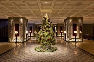 東京プリンスホテルのクリスマスツリー2020