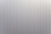 シルバーのガルバリウム鋼板