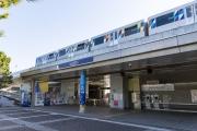 金沢シーサイドライン・八景島駅