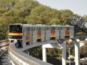 多摩都市モノレール1000系電車