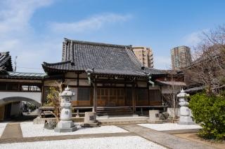 武蔵小杉駅すぐの近くの東福寺
