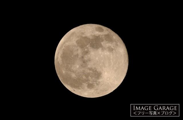 1〜12月の満月の呼び方
