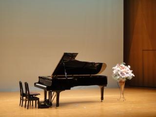 ピアノ発表会のピアノ