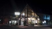 ことでん・栗林公園駅(夜)