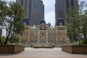 恵比寿のお城・ジョエル・ロブションの建物