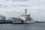 海上保安庁・巡視船あきつしま(PLH32)