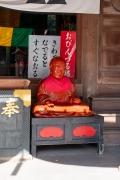 蓮馨寺のおびんづる様(縦)