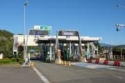 須玉インターチェンジ(出口)