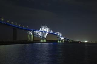東京ゲートブリッジ(引き気味)