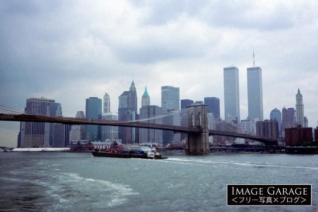 1990年のニューヨーク・マンハッタンのフリー画像(無料写真素材)